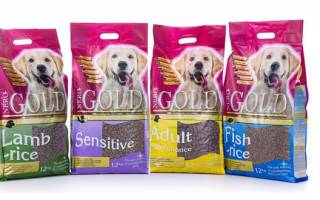 Корм Nero Gold: все необходимое для собаки
